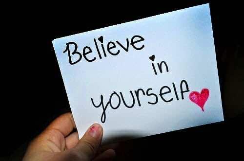 Tin vào chính mình