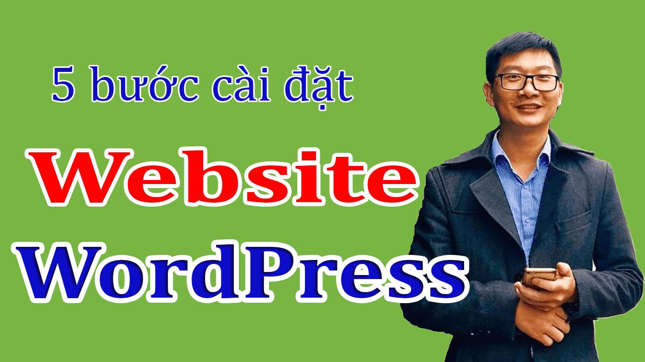 cai dat website wordpress 1