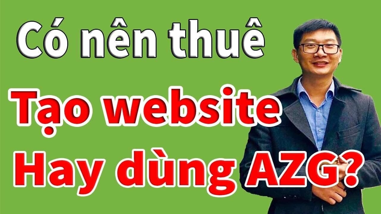 Tạo website