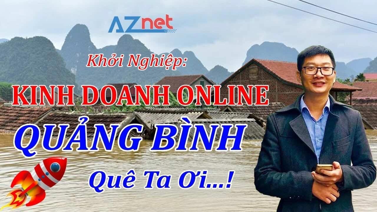 Khóa học Khởi Nghiệp Kinh Doanh Online Miễn Phí tại Quảng Bình