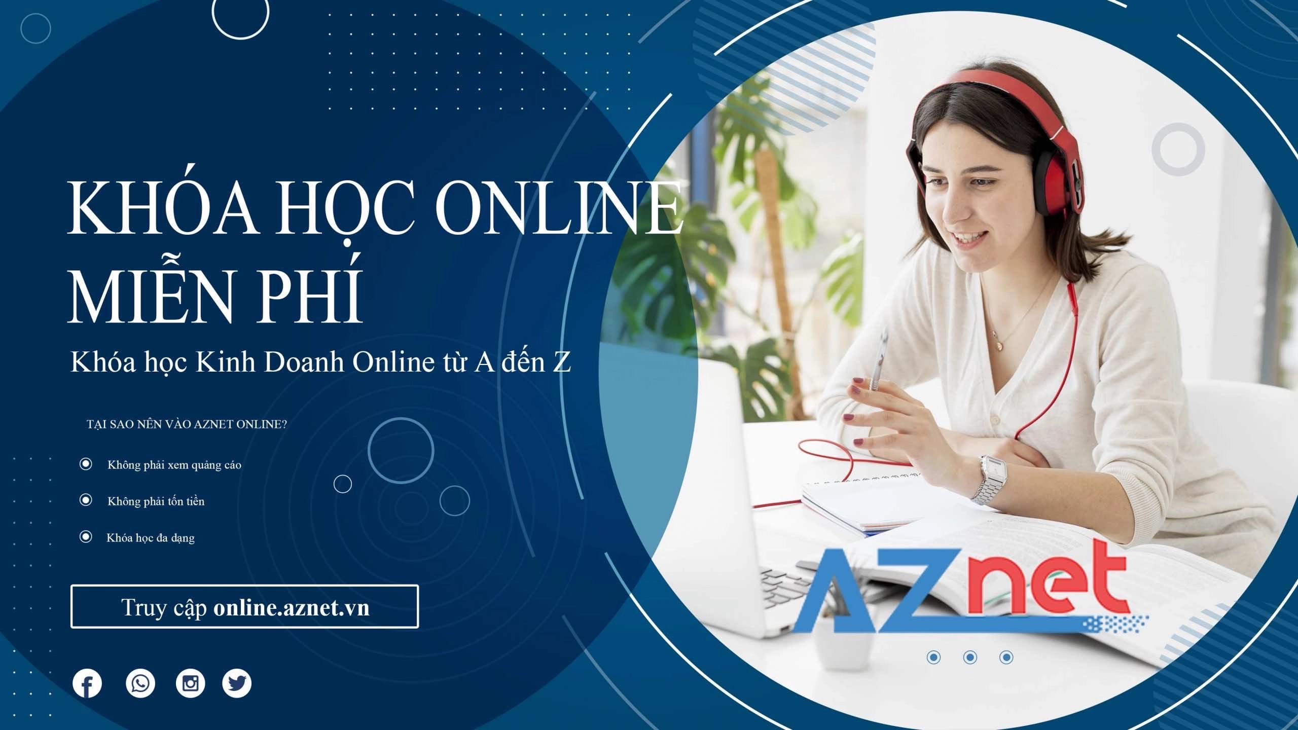 Học kinh doanh online miễn phí