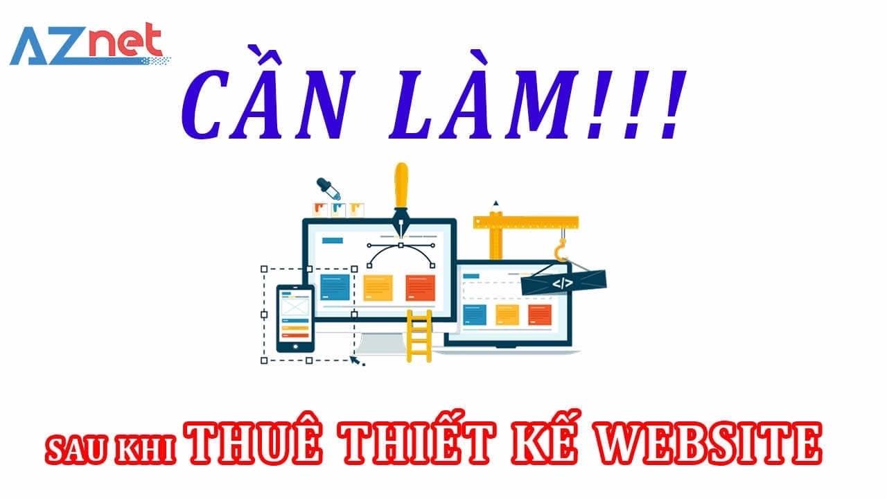 Thuê thiết kế website bán hàng