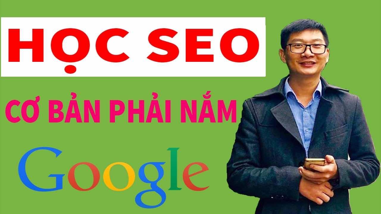 hoc seo de seo website len top google nhanh nhat