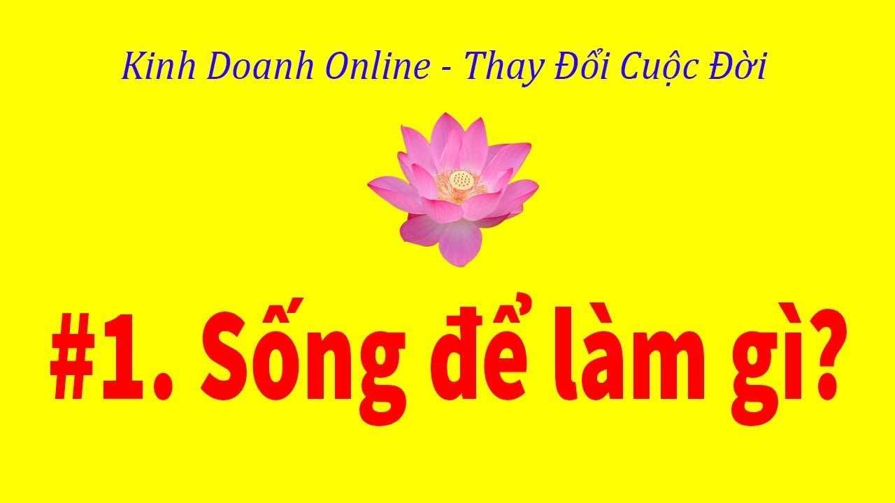 song de lam gi khoi nghiep kinh doanh online