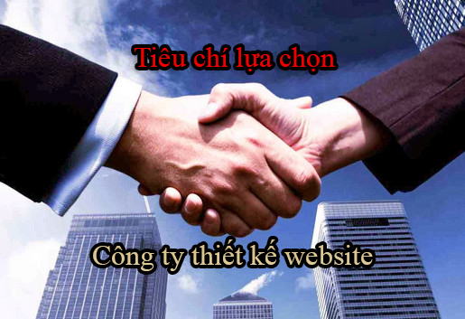cach lua chon cong ty thiet ke website chat luong
