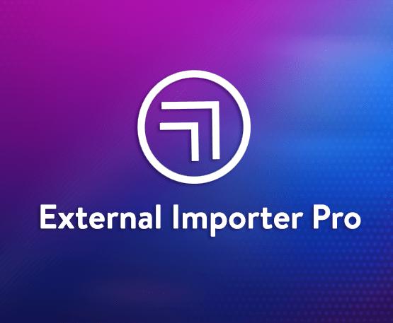 External Importer Pro
